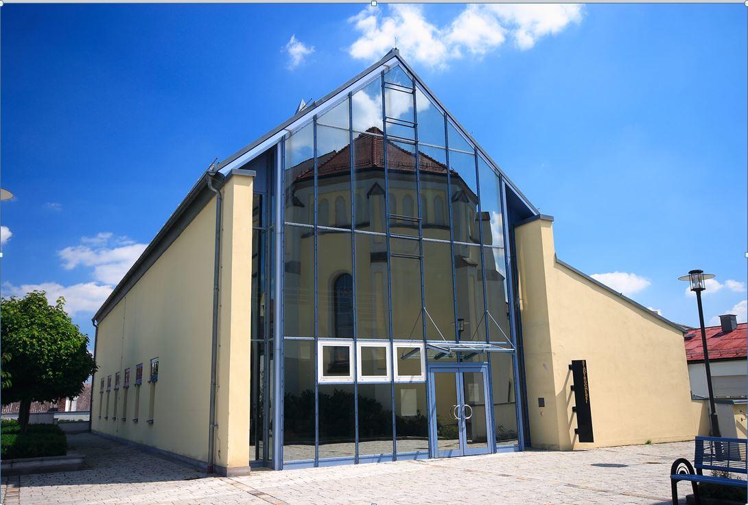 Bücherei Osterhofen