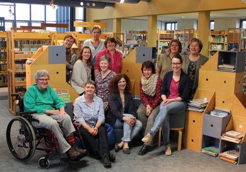 Team der Bücherei