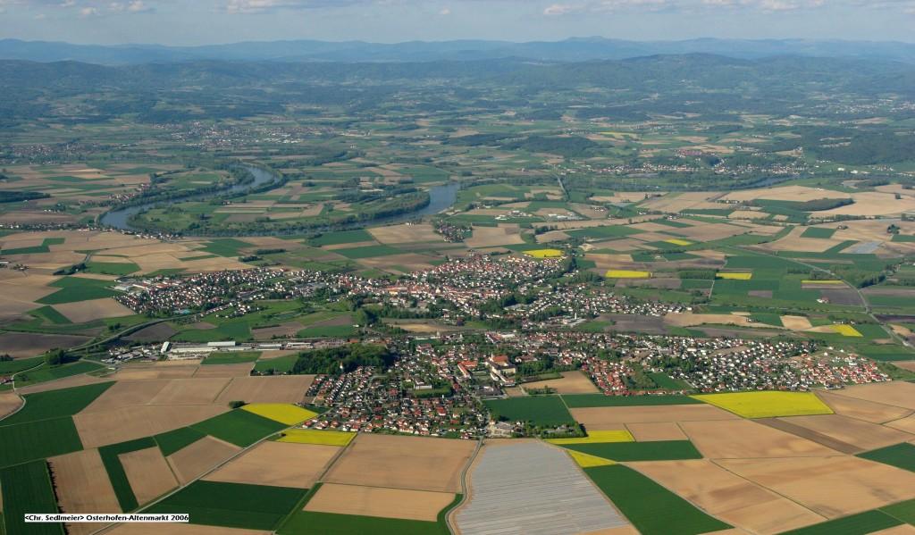 Osterhofen - Gesamtübersicht