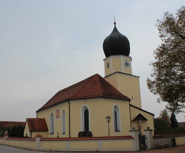 Pfarrkirche St. Michael in Arbing