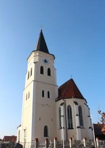 Kirche in Gergweis