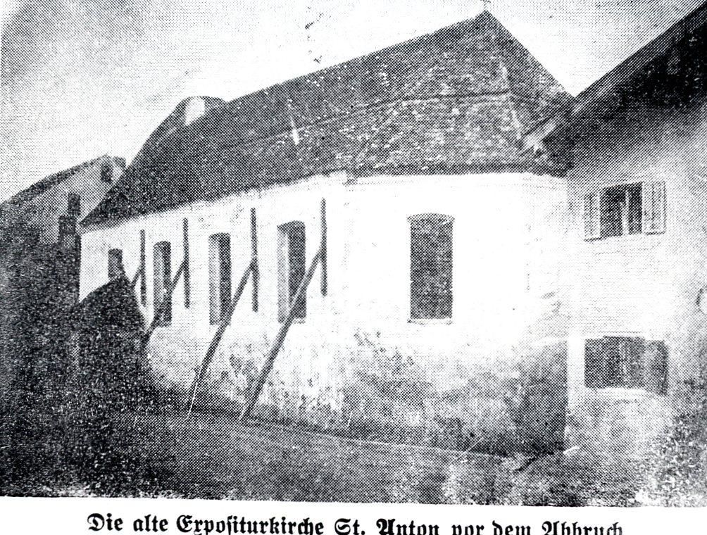 Exposituskirche St. Anton