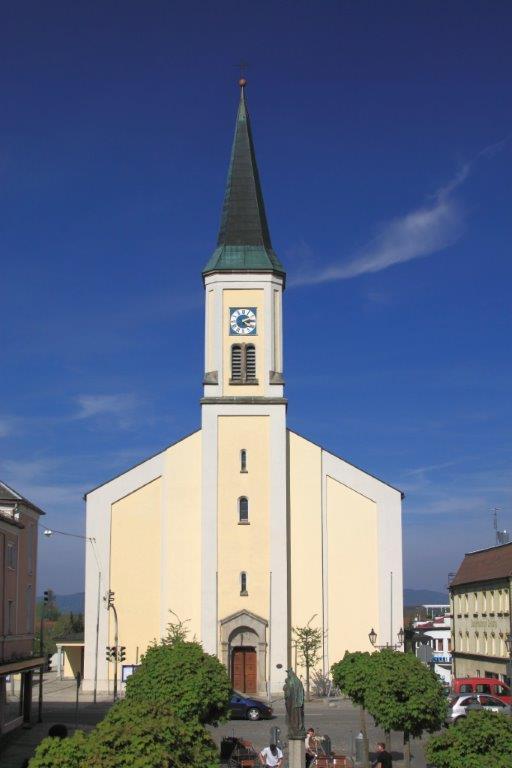 Pfarrkirche Osterhofen